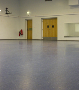 Goodwin Sports Centre Activity Room